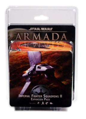 Star Wars Armada, Empire, Imperial Fighter Squadrons II