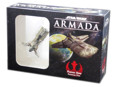 Star Wars Armada, Rebel, Phoenix Home