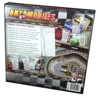 Automobiles Racing Season Expansion