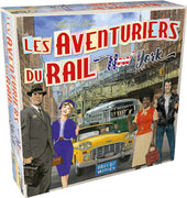 Les Aventuriers du Rail Express: New York (French Edition)
