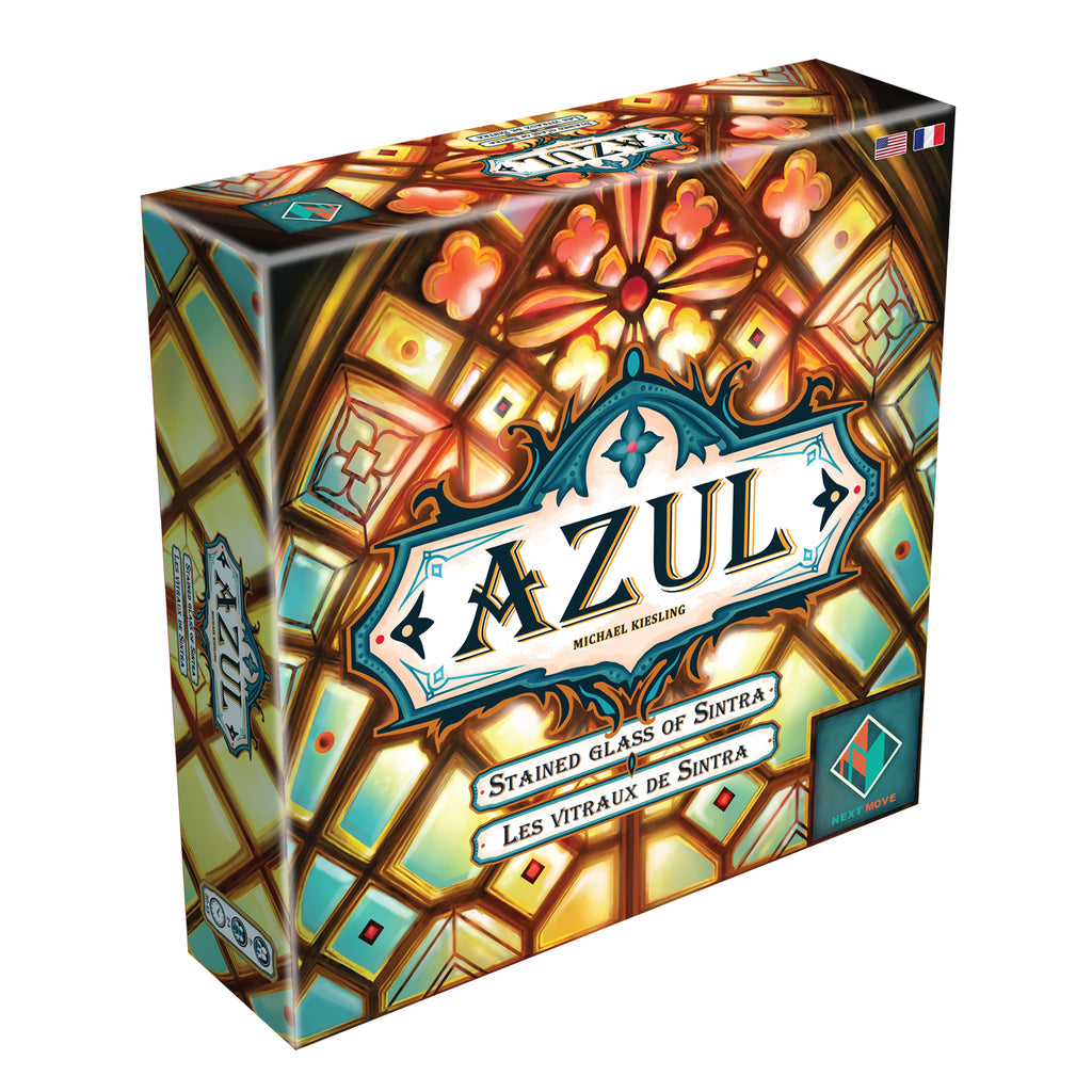 Azul: Sintra (Multilingual)