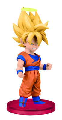 Dragon Ball Z World Figure Vol 1, Goku DBZ-04