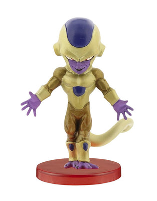 Dragon Ball Z World Figure Vol 2, Golden Frieza  DBZ-09