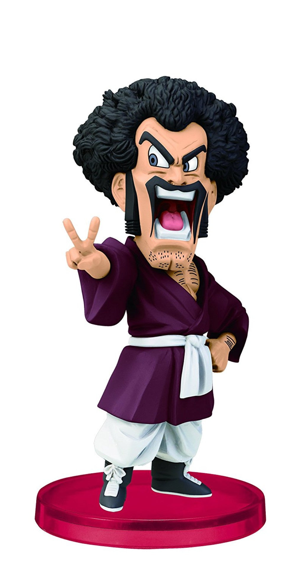 Dragon Ball Z World Figure Vol 1, Mr Satan DBZ-03