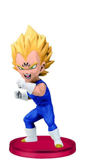 Dragon Ball Z World Figure Vol 1, Vegeta DBZ-05