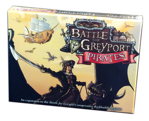 Battle for Greyport Pirates Expansion
