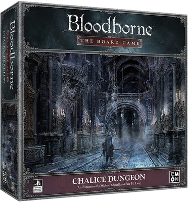 Bloodborne The Chalice Dungeon Expansion
