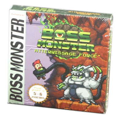 Boss Monster Atterissage Forcé (French Edition)