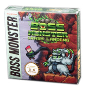 Boss Monster, Crash Landing Expansion