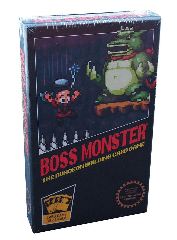 Boss Monster, The Dungeon Building Card Game