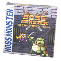 Boss Monster Kit du Parfait Héros (French Edition)