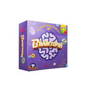 Braintopia Junior The Brain Party Game (Multilingual)
