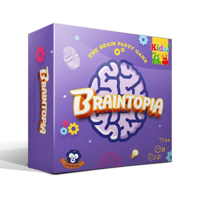 Braintopia Kids The Brain Party Game