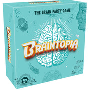 Braintopia The Brain Party Game (Multilingual)