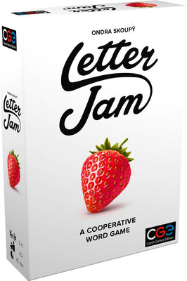 Letter Jam Cooperative Word Game