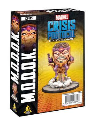 Marvel Crisis Protocol M.O.D.O.K. Character Pack