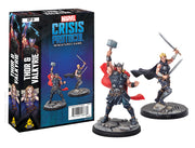 Marvel Crisis Protocol Thor & Valkyrie Character Pack