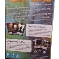 Call to Adventure Name of the Wind Expansion