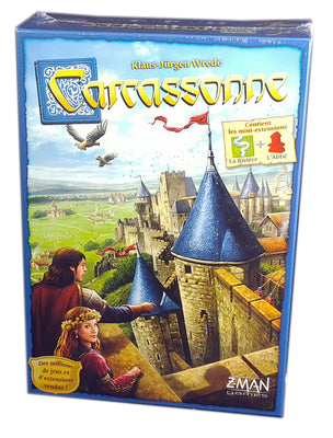 Carcassonne 2.0 (French Edition)