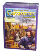 Carcassonne Expansion 6, Count, King & Robber