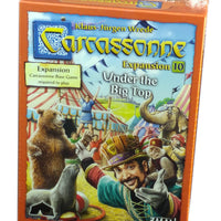 Carcassonne Expansion 10, Under the Big Top