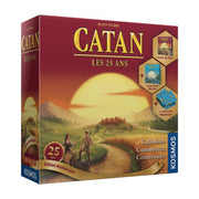 Catan Les 25 ans (French Edition)