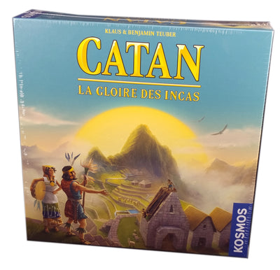 Catan La Gloire des Incas (French Edition)