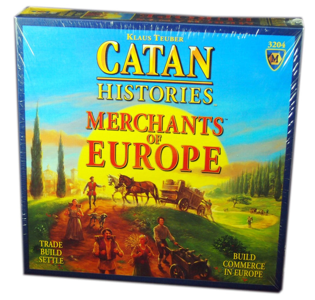 Catan Histories: Merchant of Europe