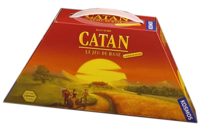 Catan Jeu de Base, Version de Voyage (French Edition)