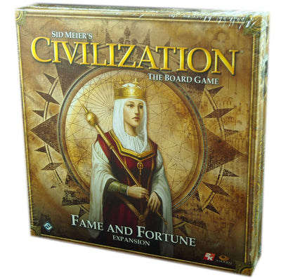 Sid Meier's Civilization the game, Fame and Fortune Expansion