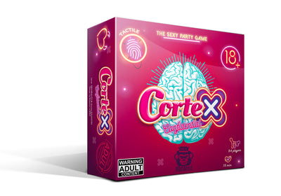 Cortex Confidential The Sexy Party Game (Multilingual)