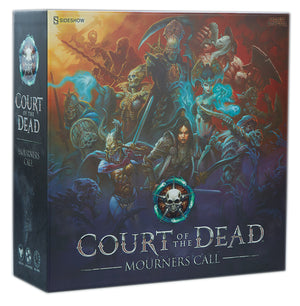 Court of the Dead Mourner's call