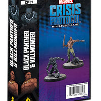 Marvel Crisis Protocol Black Panther & Killmonger