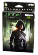 DC Comics Deck Building Game,  Arrow Crossover Pack 2