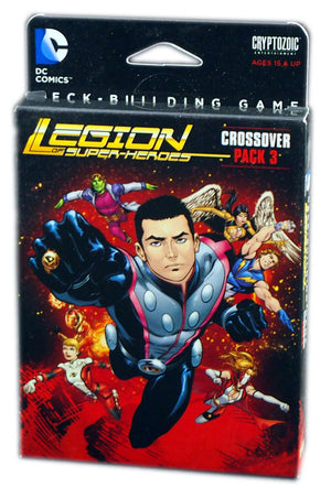 DC Comics Deck Building Game,  Legion of Super Crossover Pack 3