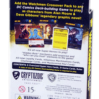 DC Comics Deck Building Game,  Watchen Crossover Pack 4