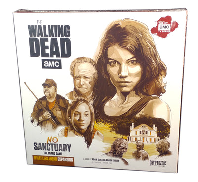 The Walking Dead No Sanctuary, What Lies Ahead Expansion