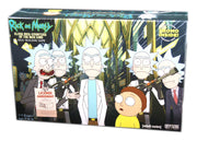Rick and Morty Deckbuilding Game, Base Game