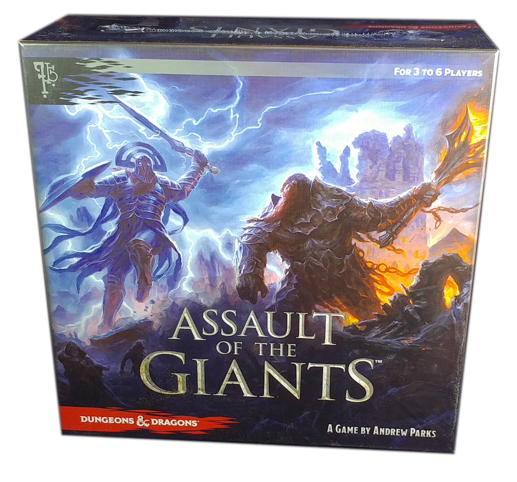 Dungeons & Dragons Assault of the Giants, Standard Edition