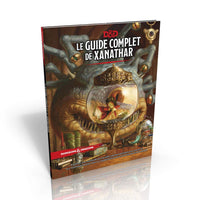 Dungeons & Dragons 5e Édition Le Guide Complet de Xanathar (French Edition)