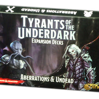D&D Tyrants of the Underdark, Aberrations & Undead Exp.