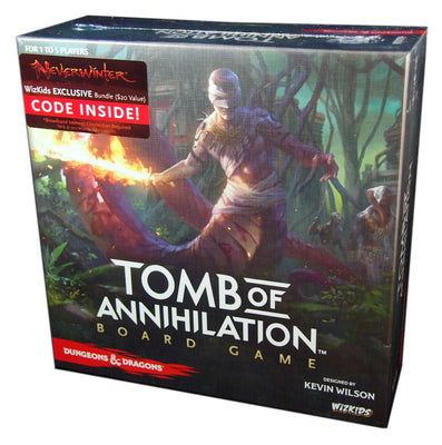 Dungeons & Dragons Tomb of Annihilation, Standard Edition