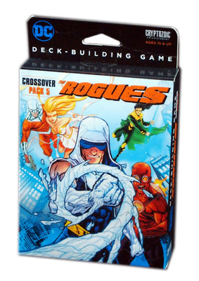 DC Comics Deck Building Game, Rogues Crossover Pack 5