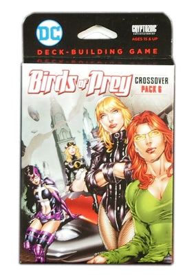 DC Comics Deck Building Game, Birds of Prey Crossover Pack 6
