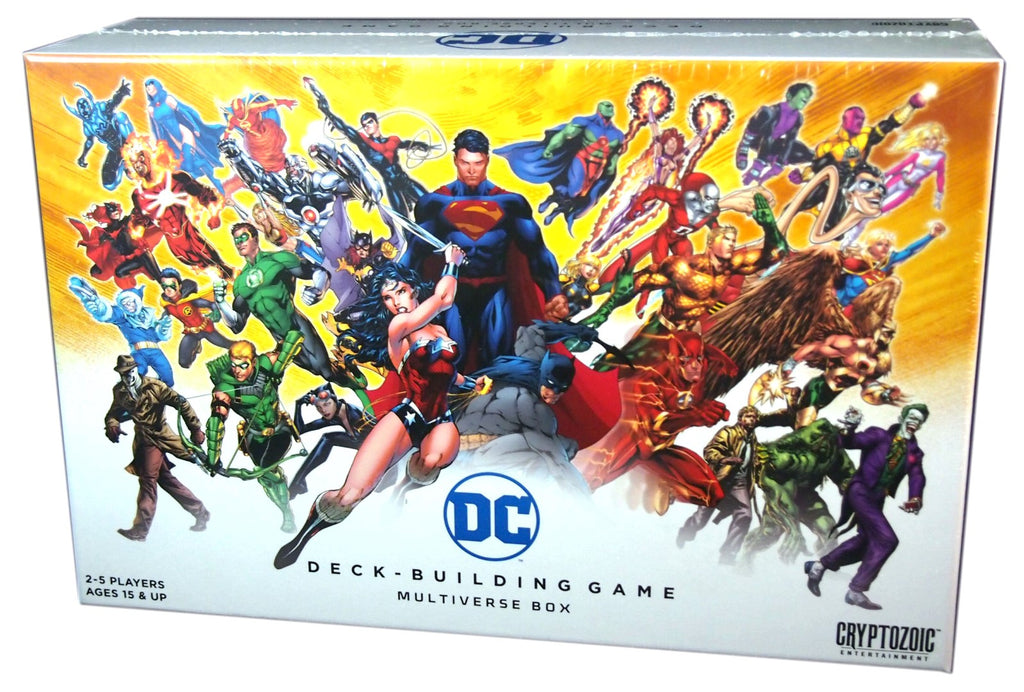 DC Comics Deck Building Game, Multiverse Box