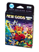 DC Comics Deck Building Game, New Gods Crossover pack 4