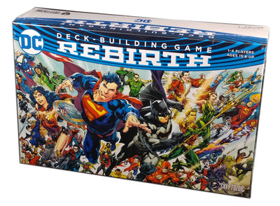 DC Comics Deck Building Game Rebirth