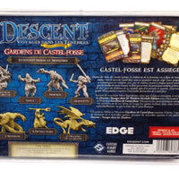 Descent, Le Serment de L'Exilée Extension (French Edition)