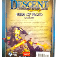 Descent, Heirs of Blood Campaign Book
