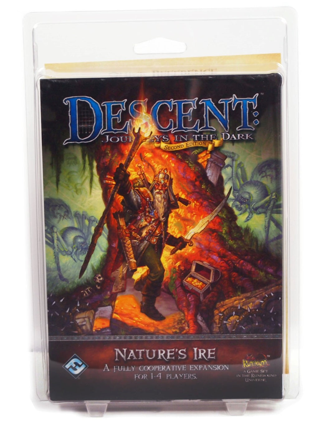 Descent, Nature's Ire Expansion